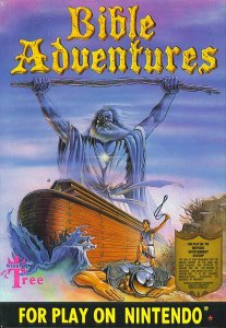 Bible Adventures per Nintendo Entertainment System