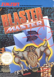 Blaster Master per Nintendo Entertainment System
