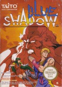 Blue Shadow per Nintendo Entertainment System