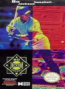 Bo Jackson Baseball per Nintendo Entertainment System
