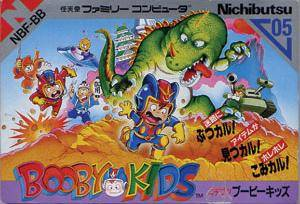 Booby Kids per Nintendo Entertainment System