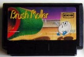 Brush Roller per Nintendo Entertainment System