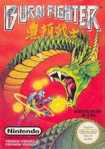 Burai Fighter per Nintendo Entertainment System