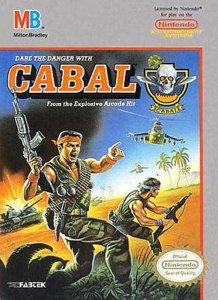 Cabal per Nintendo Entertainment System