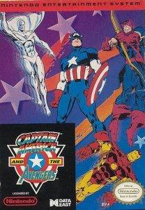 Captain America & the Avengers per Nintendo Entertainment System