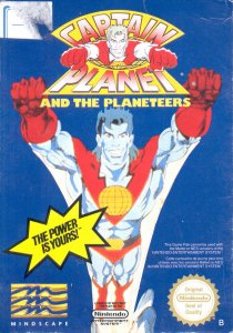 Captain Planet And The Planeteers per Nintendo Entertainment System
