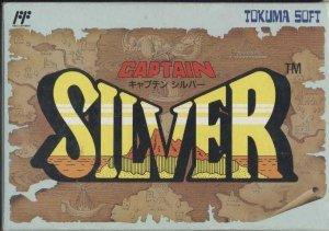 Captain Silver per Nintendo Entertainment System