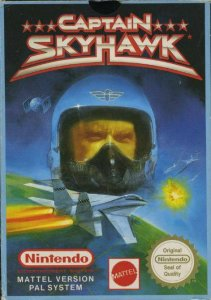 Captain Skyhawk per Nintendo Entertainment System