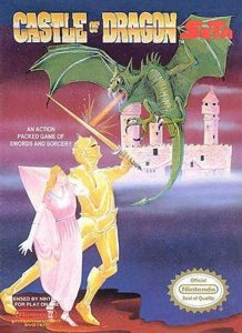 Castle of Dragon per Nintendo Entertainment System
