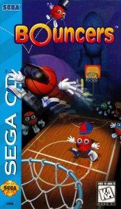 Bouncers per Sega Mega-CD