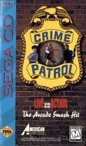 Crime Patrol per Sega Mega-CD
