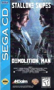 Demolition Man per Sega Mega-CD