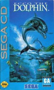 Ecco the Dolphin per Sega Mega-CD