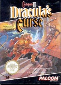 Castlevania III: Dracula's Curse per Nintendo Entertainment System