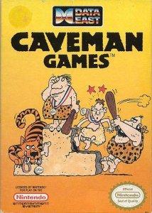 Caveman Ugh-Lympics per Nintendo Entertainment System