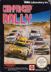 Championship Rally per Nintendo Entertainment System
