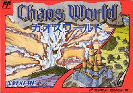 Chaos World per Nintendo Entertainment System