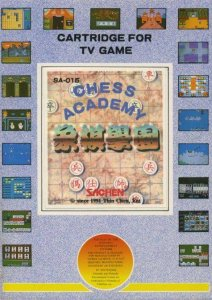 Chess Academy per Nintendo Entertainment System