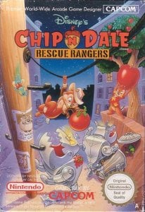 Chip 'N Dale Rescue Rangers: The Adventure in Nimnul's Castle per Nintendo Entertainment System