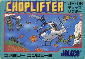 Choplifter! per Nintendo Entertainment System