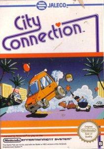 City Connection per Nintendo Entertainment System