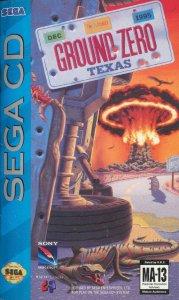Ground Zero Texas per Sega Mega-CD