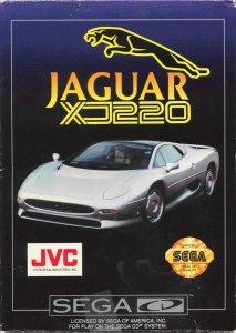 Jaguar XJ220 per Sega Mega-CD
