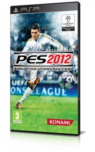Pro Evolution Soccer 2012 (PES 2012) per PlayStation Portable