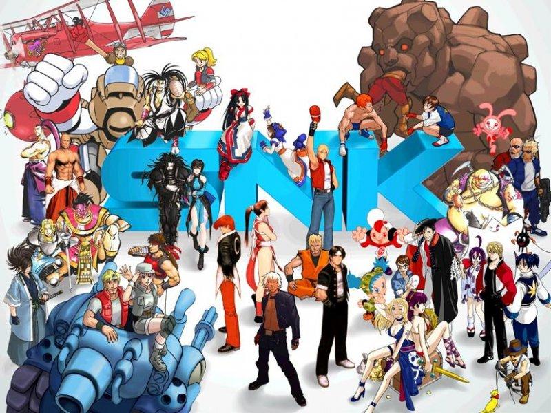SNK - Monografie