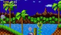 Sonic The Hedgehog - Gameplay