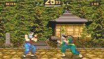 Virtua Fighter 2 - Gameplay