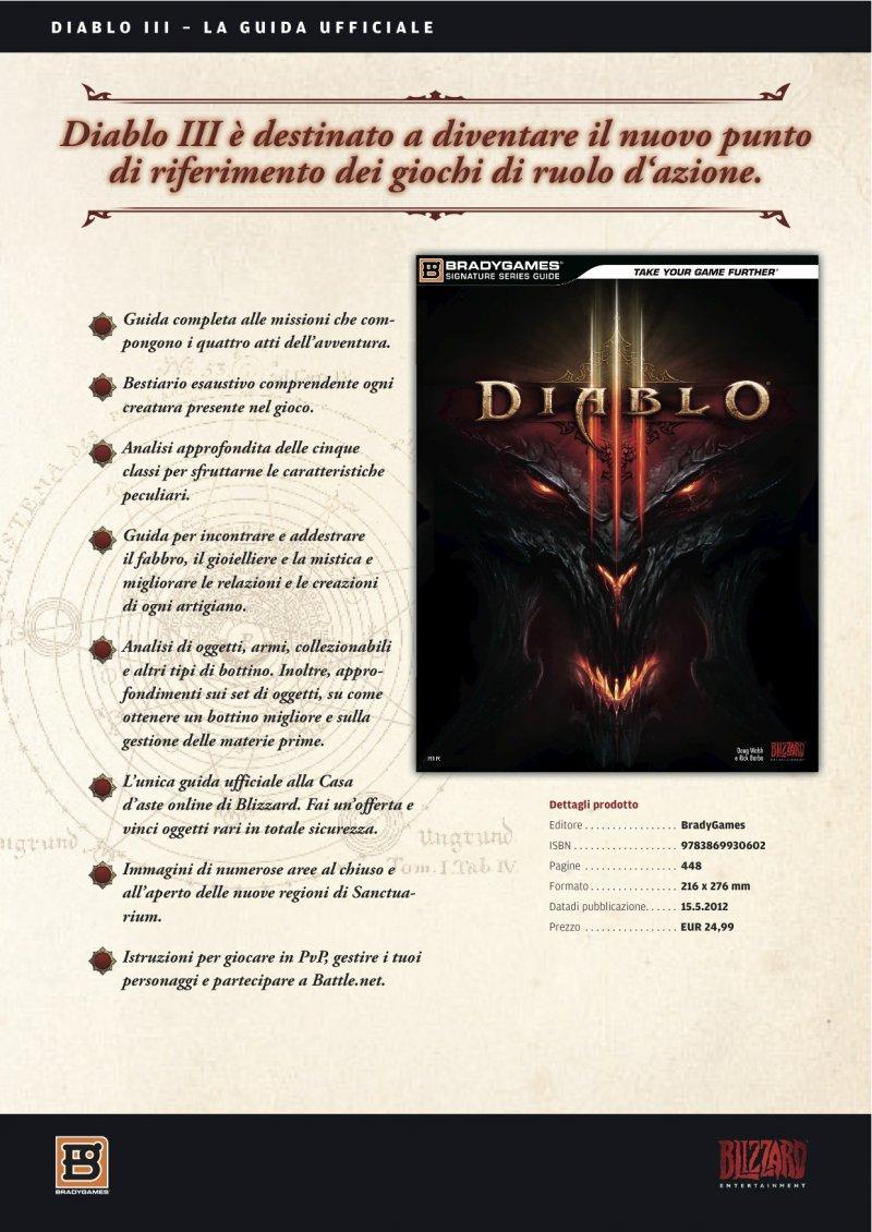 Diablo III - La Guida Strategica Ufficiale da Multiplayer.it