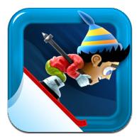 Ski Safari per iPhone