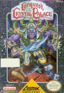 Conquest of the Crystal Palace per Nintendo Entertainment System