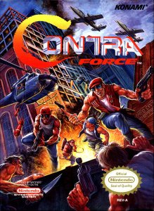 Contra Force per Nintendo Entertainment System