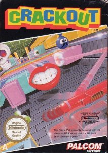 Crackout per Nintendo Entertainment System