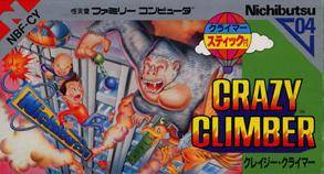 Crazy Climber per Nintendo Entertainment System