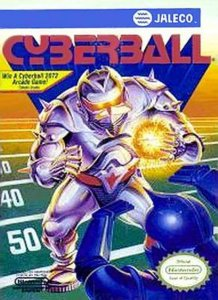 Cyberball per Nintendo Entertainment System