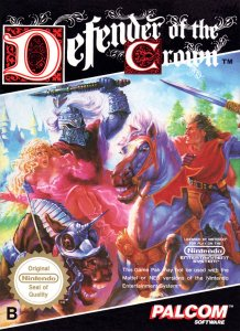 Defender Of The Crown per Nintendo Entertainment System