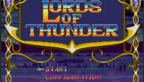 Lords of Thunder - Gameplay