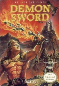 Demon Sword per Nintendo Entertainment System