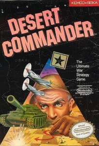 Desert Commander per Nintendo Entertainment System