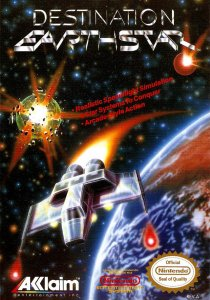 Destination Earthstar per Nintendo Entertainment System