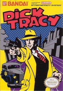Dick Tracy per Nintendo Entertainment System