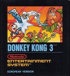 Donkey Kong 3 per Nintendo Entertainment System