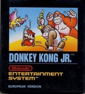 Donkey Kong Junior per Nintendo Entertainment System