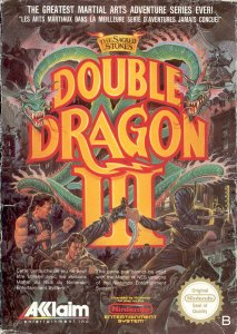 Double Dragon III: The Rosetta Stone per Nintendo Entertainment System