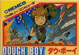 Dough Boy per Nintendo Entertainment System