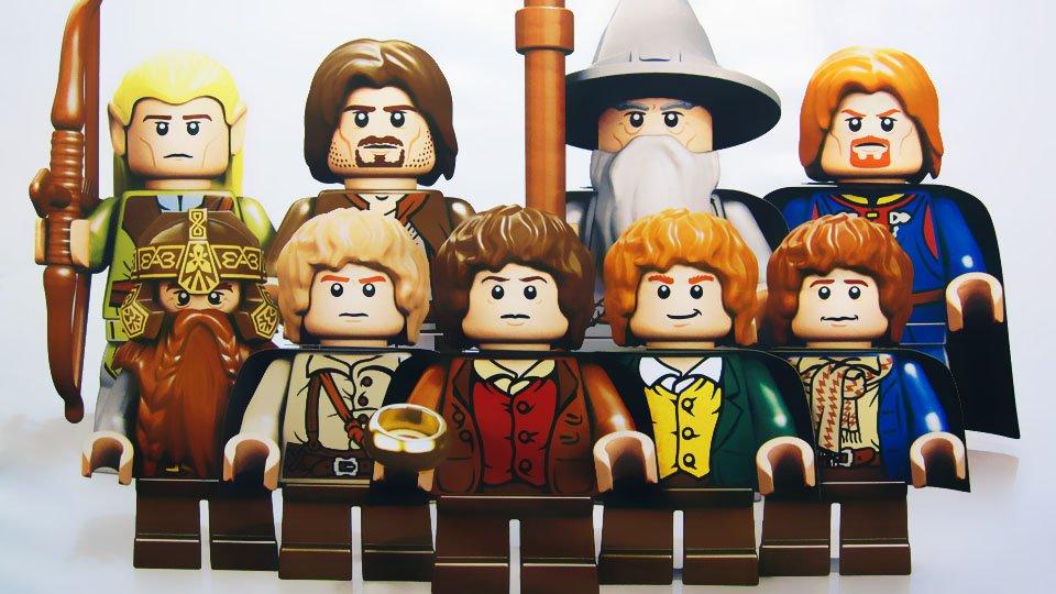 la vendita di scarpe goditi la spedizione in omaggio offerta speciale LEGO Il Signore degli Anelli - Recensione - PC - 111823