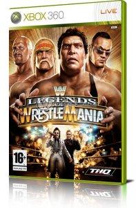 WWE Legends of WrestleMania per Xbox 360